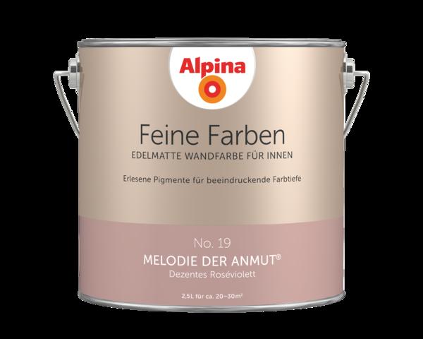 Alpina Feine Farben No. 19 Melodie der Anmut - Alpina Farben