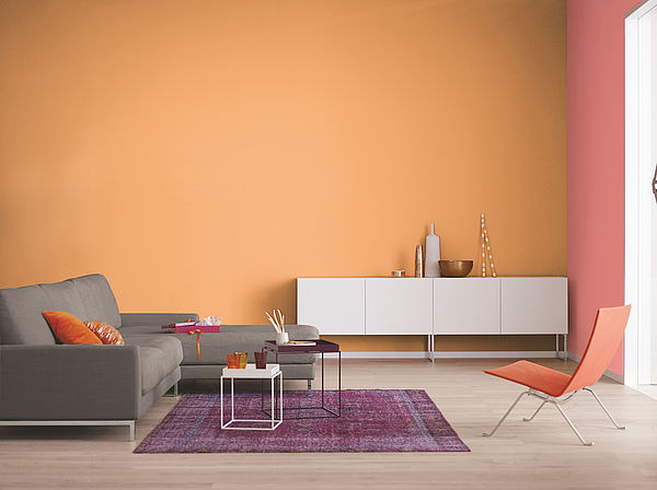 Alpina Farbrezepte Innenfarbe Biscotti - Alpina Farben