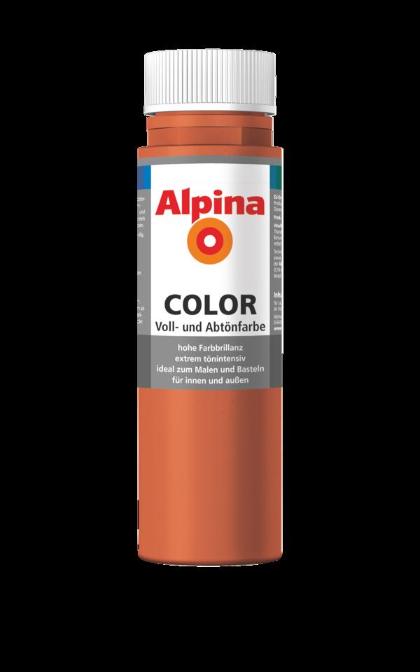 Alpina Color Italian Red - Alpina Farben