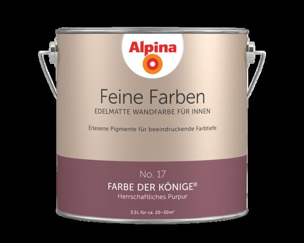 Alpina Feine Farben No. 17 Farbe der Könige - Alpina Farben