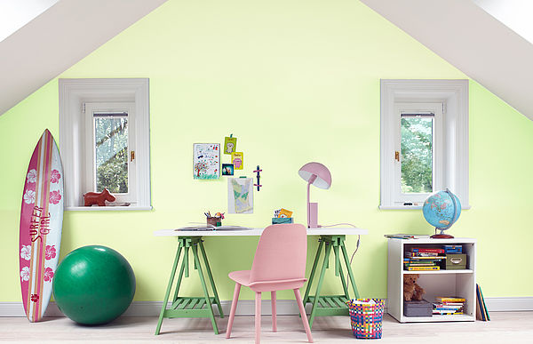 Alpina Farbenfreunde Nr. 05 Raupengrün - Alpina Farben