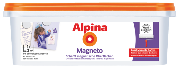 Alpina Magneto - Alpina Farben