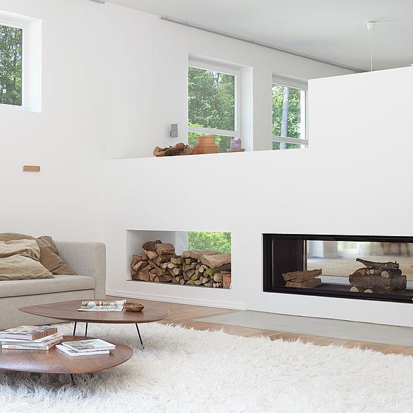 Die Unterschiede: Merkmale und Nuancen weißer Wandfarbe