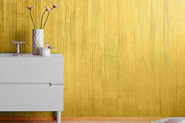 Alpina Farbrezepte METALL-EFFEKT Gold - Alpina Farben