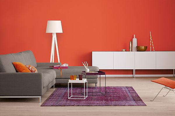 Alpina Farbrezepte Innenfarbe Pures Glück - Alpina Farben