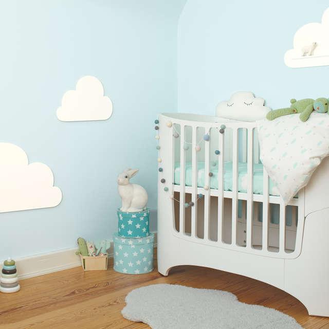 Das Beste für die Kleinsten – richtige Wandfarben und Farbgestaltung im Babyzimmer - Alpina Farben