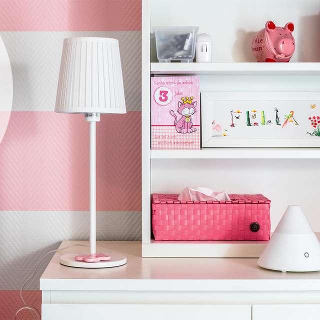 Ein Feen-Zimmer für Felia – Kinderzimmer individuell gestalten - Alpina Farben