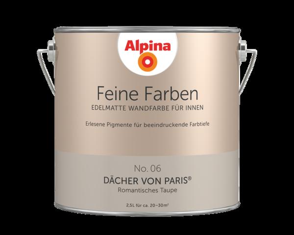 Alpina Feine Farben No. 06 Dächer von Paris - Alpina Farben