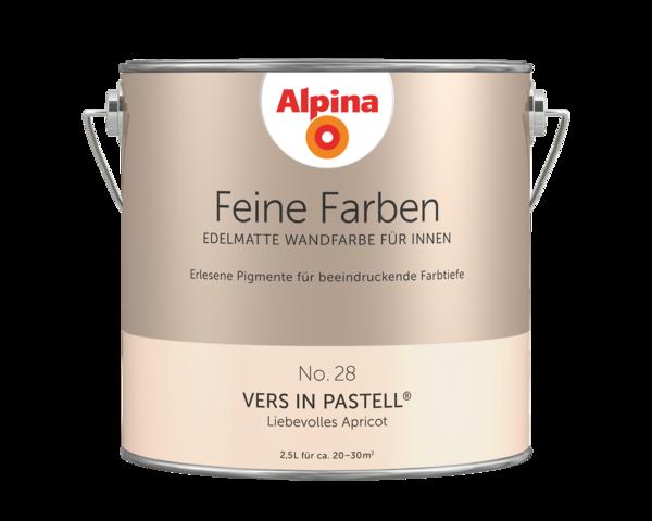 Alpina Feine Farben No. 28 Vers in Pastell - Alpina Farben