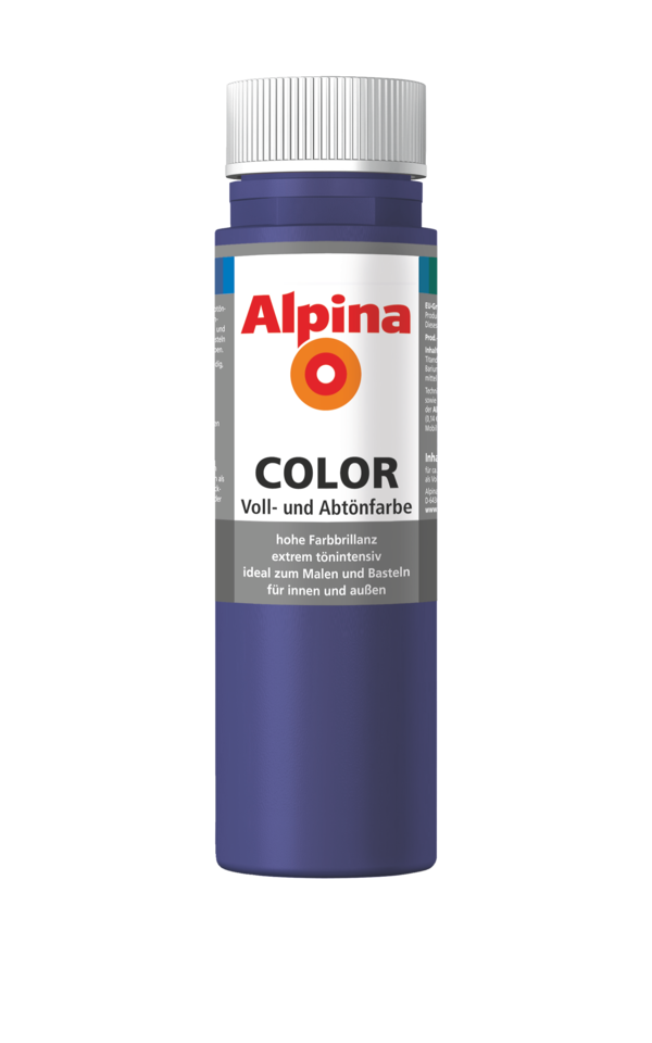Alpina Color Pretty Violet - Alpina Farben