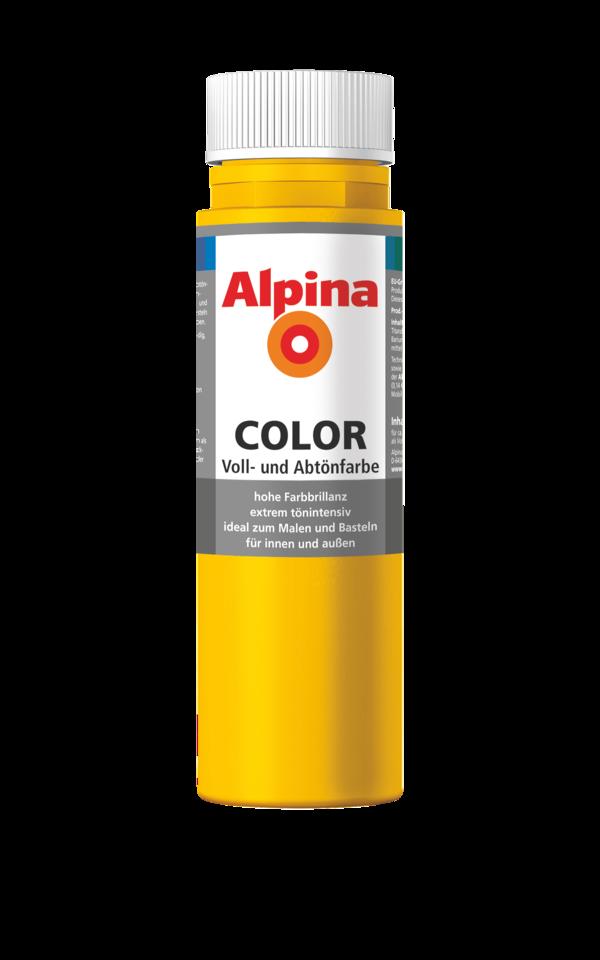 Alpina Color Lucky Yellow - Alpina Farben