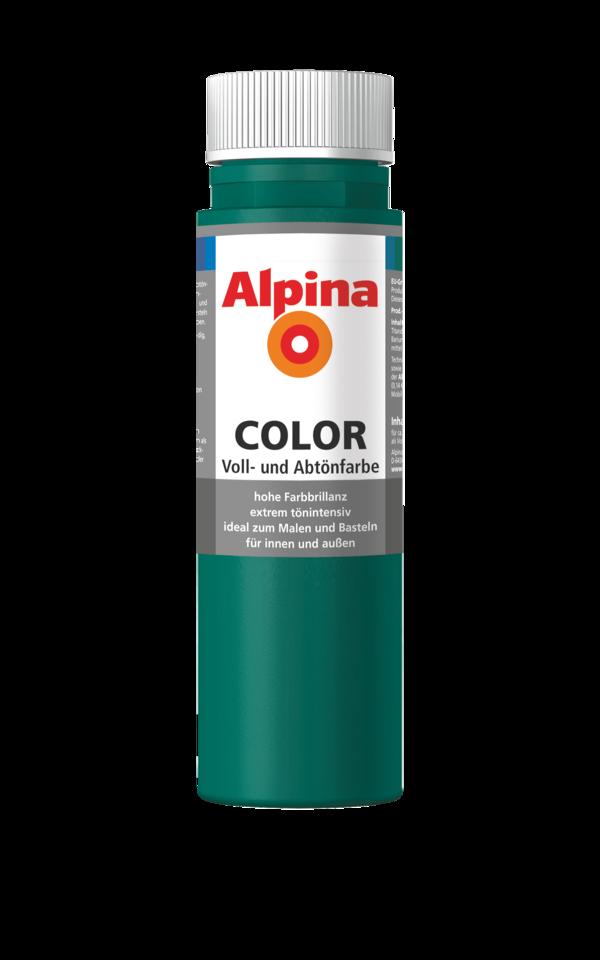 Alpina Color Deep Green - Alpina Farben