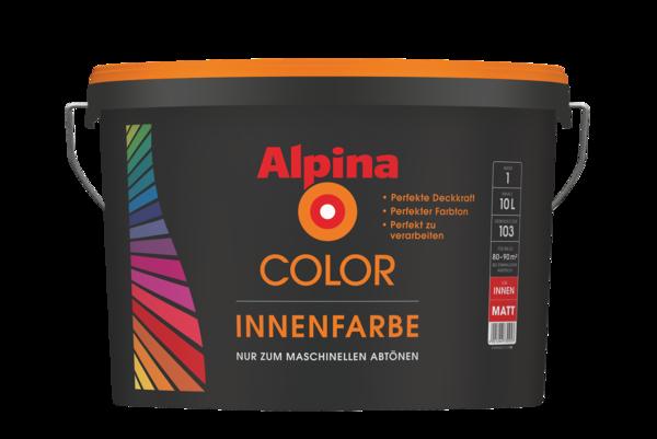 Alpina COLOR Innenfarbe - Alpina Farben