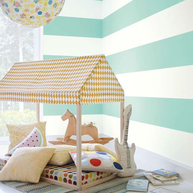 Sieben Ansätze zur richtigen Farb – und Wandgestaltung im Kinderzimmer - Alpina Farben