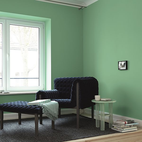 Die Farbwirkung von Grün
