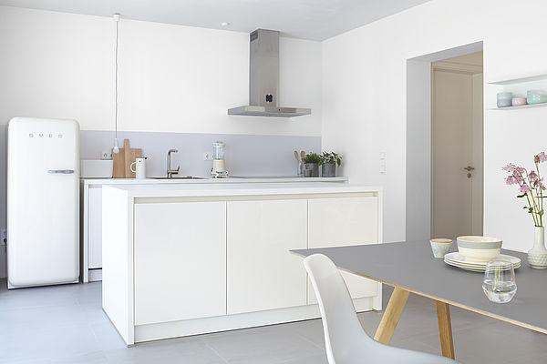 Alpina Bad- und Küchenfarbe - Alpina Farben