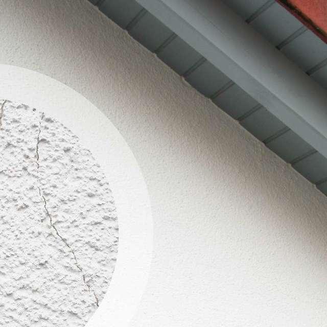 Tipps zum Streichen rissiger Fassaden - Alpina Farben