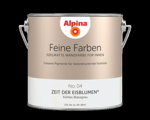 Alpina Feine Farben No. 04 Zeit der Eisblumen - Alpina Farben