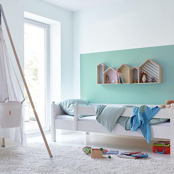 Gemeinsam individuell – Kinderzimmer für zwei richtig einrichten