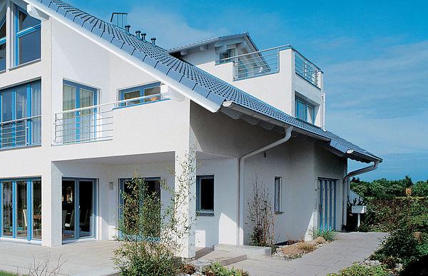 Alpina FassadenWeiss - Alpina Farben