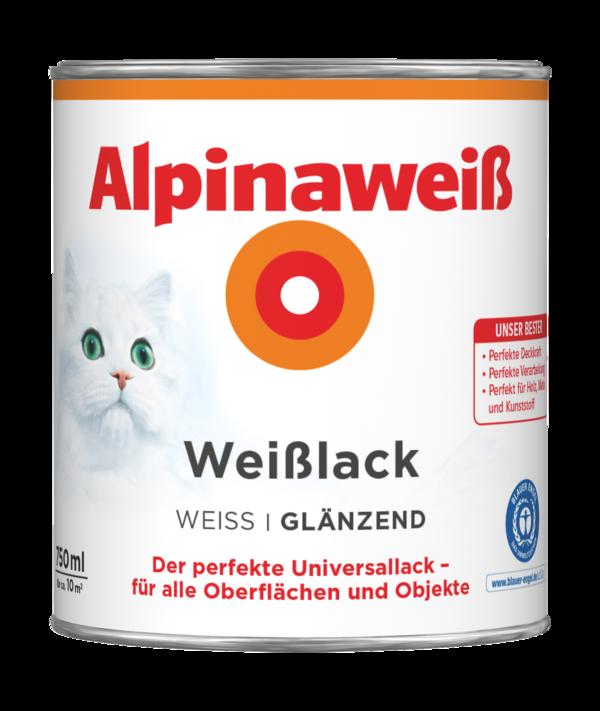 Alpinaweiß Weißlack - Alpina Farben