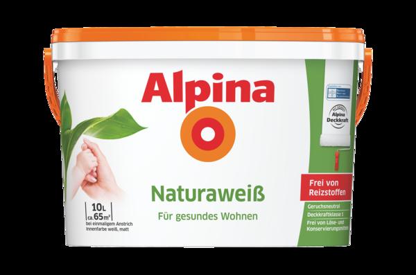 Alpina Naturaweiß - Alpina Farben