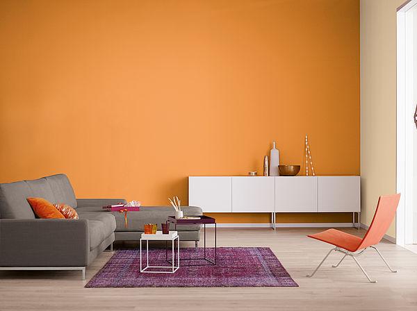 Alpina Farbrezepte Innenfarbe Marrakesch - Alpina Farben