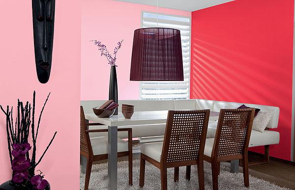 Alpina Color Fire Red - Alpina Farben