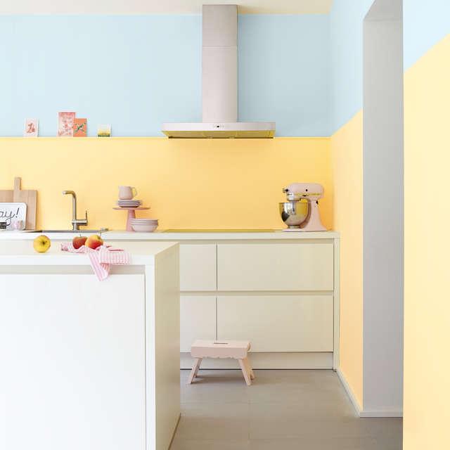 Wandgestaltung mit Farbe - Alpina Farben