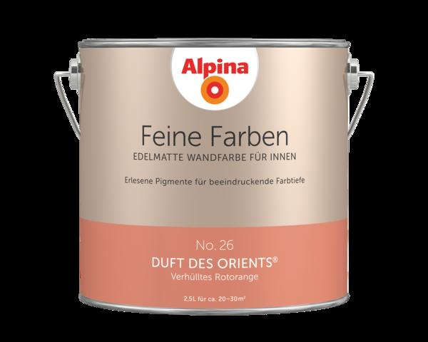 Alpina Feine Farben No. 26 Duft des Orients - Alpina Farben