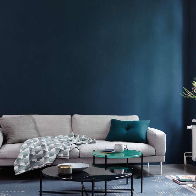 Die erste Wohnung einrichten - Alpina Farben