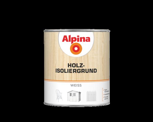 Alpina Holz Isoliergrund - Alpina Farben