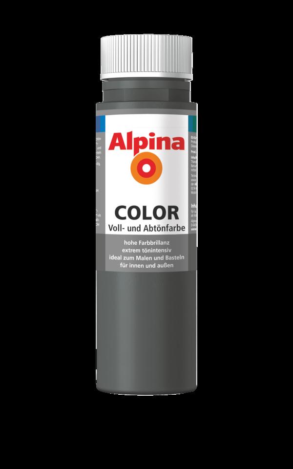 Alpina Color Dark Grey - Alpina Farben