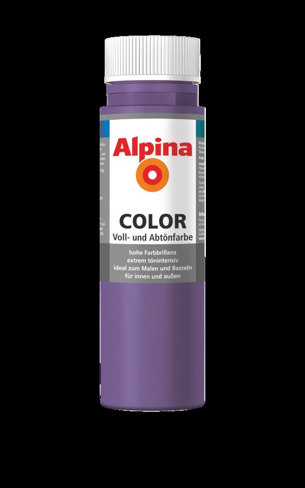 Alpina Color Sweet Violet - Alpina Farben