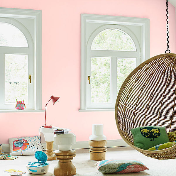 10 Farbtöne mit besonderer Raumwirkung für das Kinderzimmer