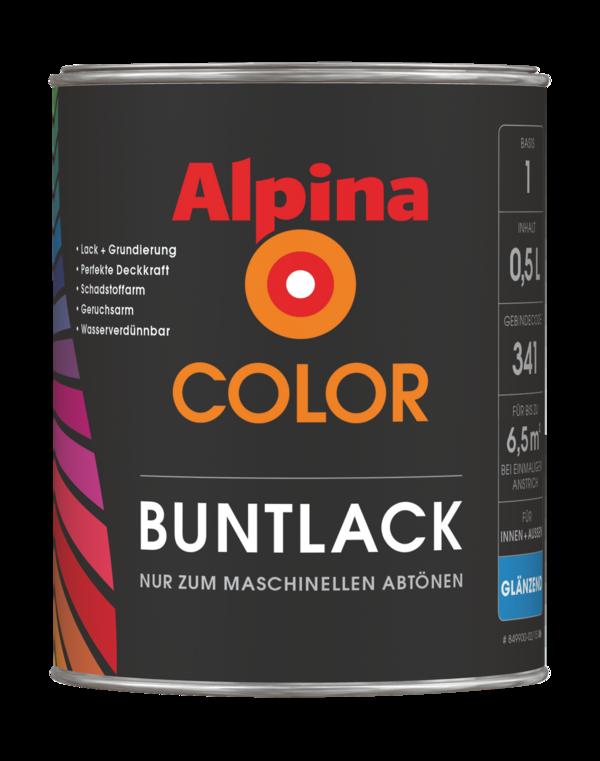Alpina COLOR Buntlack glänzend - Alpina Farben