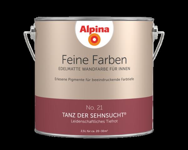 Alpina Feine Farben No. 21 Tanz der Sehnsucht - Alpina Farben
