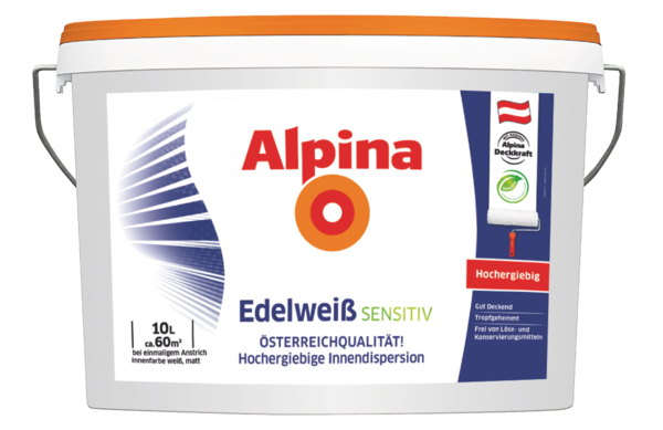 Alpina Edelweiß sensitiv - Alpina Farben