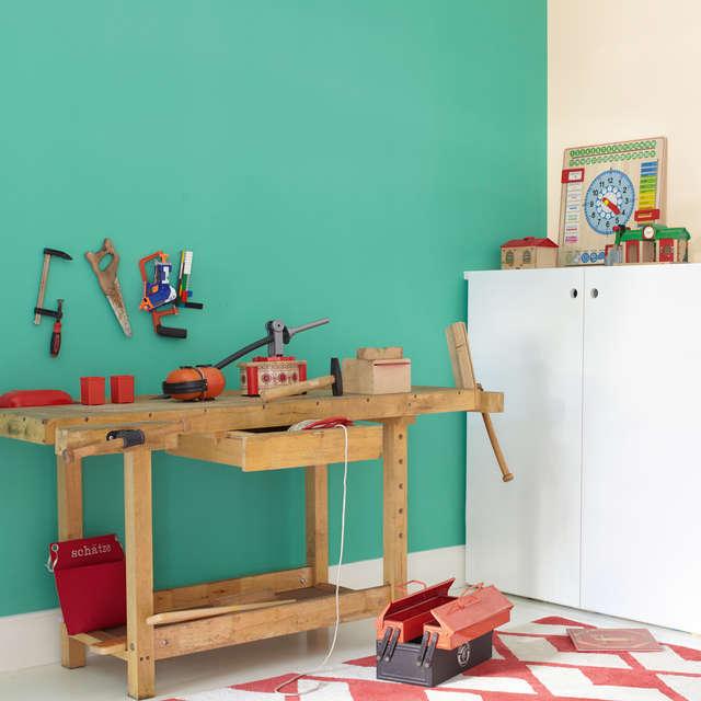Zehn Tipps für die Farbauswahl im Kinderzimmer - Alpina Farben