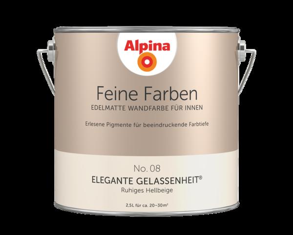 Alpina Feine Farben No. 08 Elegante Gelassenheit - Alpina Farben