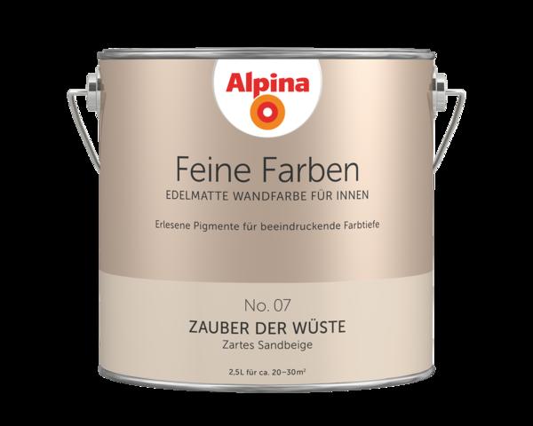 Alpina Feine Farben No. 07 Zauber der Wüste - Alpina Farben