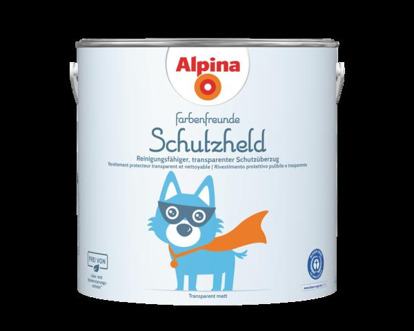 Alpina Farbenfreunde Schutzheld - Alpina Farben