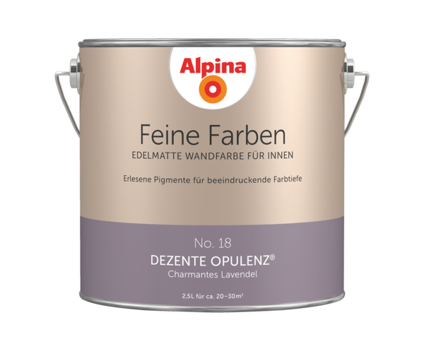Alpina Feine Farben No. 18 Dezente Opulenz - Alpina Farben