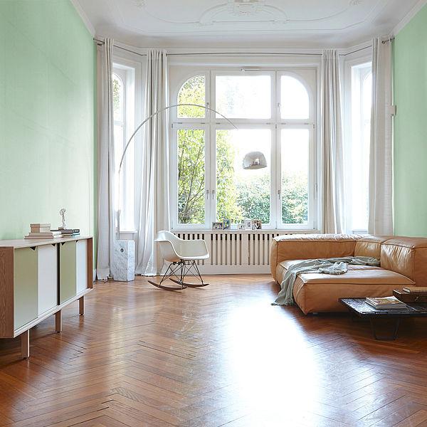 Raumgestaltung und Farbwirkung in großen Räumen