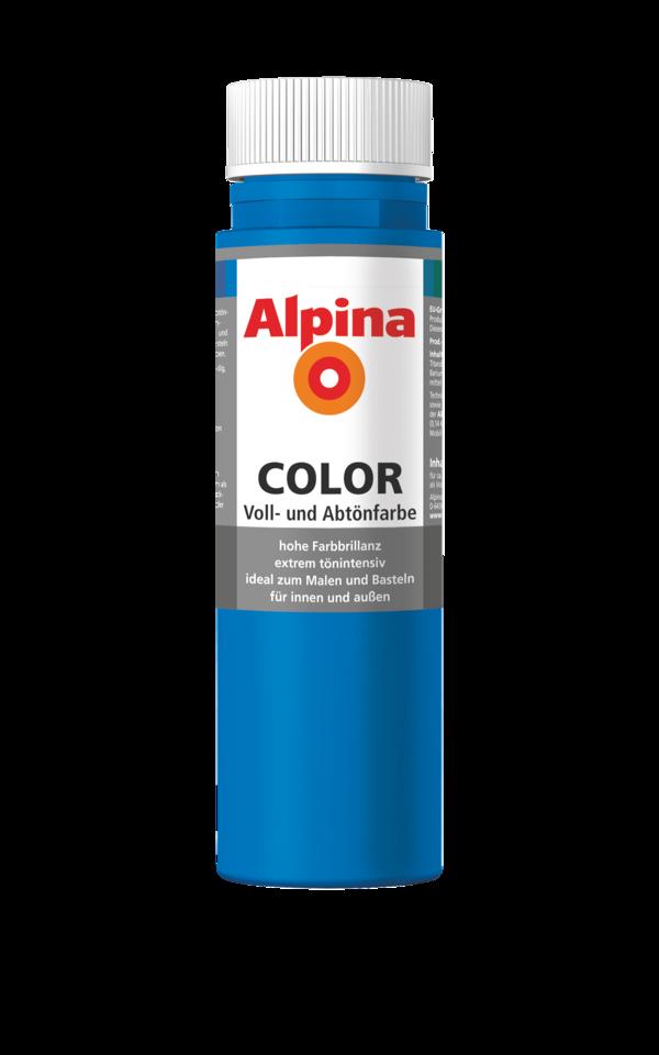 Alpina Color Royal Blue - Alpina Farben