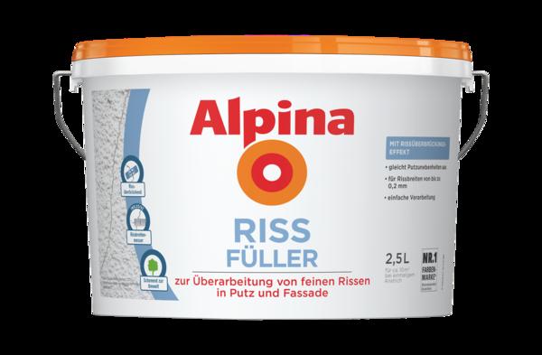 Alpina RissFueller - Alpina Farben