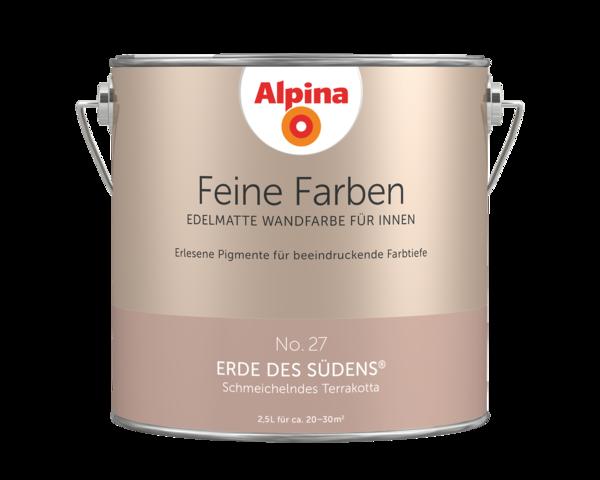 Alpina Feine Farben No. 27 Erde des Südens - Alpina Farben