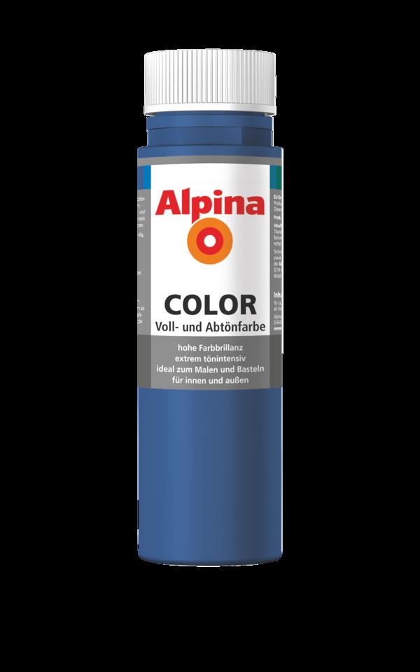 Alpina Color Mystery Blue - Alpina Farben