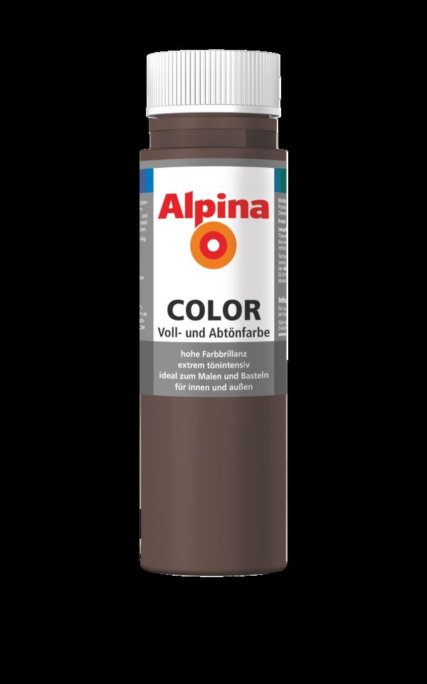 Alpina Color Choco Brown - Alpina Farben