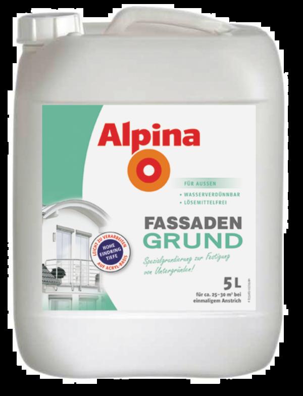 Alpina FassadenGrund - Alpina Farben